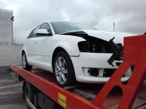 Skrota din bil i Angered