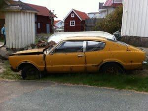 Bilskrot Ronneby, det finns 2 st. bilskrotar i närheten av Ronneby om du vill skrota din bil.