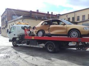 Auktoriserad bilskrot Gråbo, den som avser att ta hand om uttjänta bilar kan efter ansökan hos Länsstyrelsen få auktorisation. Innan tillstånd kan ges skall upplag för skrotbilar,