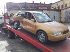 Auktoriserad bilskrot Kållered, den som avser att ta hand om uttjänta bilar kan efter ansökan hos Länsstyrelsen få auktorisation. Innan tillstånd kan ges skall upplag för skrotbilar