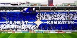 Ifk Göteborg grundades 4 oktober 1904 med fotboll som den mest kända idrotten. Blåvitt har blivit svenska mästare 18 gånge