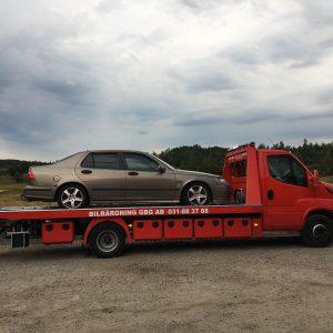 Skrota bil dödsbo i Ronneby