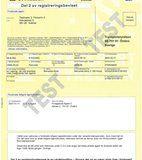 Beställ registreringsbevis del 2 hos Transportstyrelsen innan du skrotar bilen