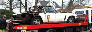 Skrota bilen Göteborg med hämtning hos oss. Vi driver ett auktoriserat företag hos Länsstyrelsen som bärgar uttjänta fordon/skrotbilar till en auktoriserad bilskrot.