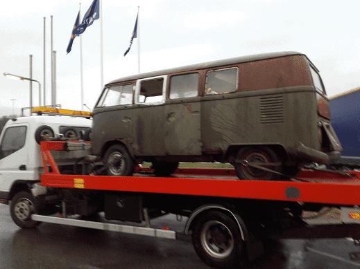 Skrota bilen Goteborg