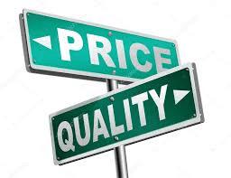 Kostnad kontra kvalitet. Detta är utmaningen för att lyckas, klarar man bara det ena kommer man med all sanolikhet att misslyckas.