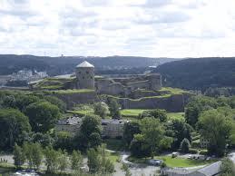 Marstrand västkustens pärla. Förutom carlstens fästning har kungälv även Bohus fästning.