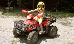 Fyrhjulingarna framfart. får köras max 6 km/tim.