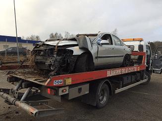 Tillsyn av bilskrotar i Sverige