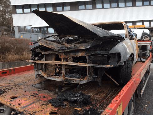 Skrotbilar hämtas i Gävle gratis!